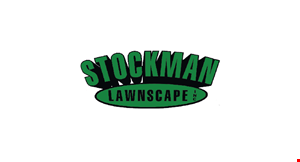 Product image for Stockman Lawnscape Inc. 20% OFF Mulch Or Landscape Installations.