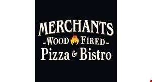 Merchants Wood-Fired Pizza & Bistro logo