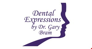 Product image for Dental Expressions $1 Exam. Initial Exam, Second opinion, Digital X - Rays, Oral Cancer screening $260 value. New Patients Only.