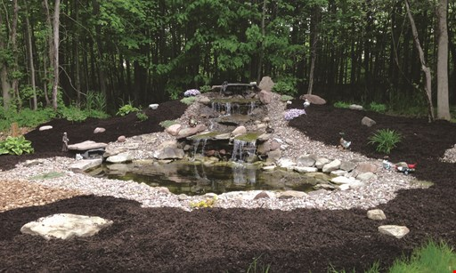 Product image for Landscapes Unlimited of CNY $500 off any job of $5000 or more