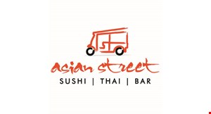 Asian Street Sushi, Thai & Bar logo