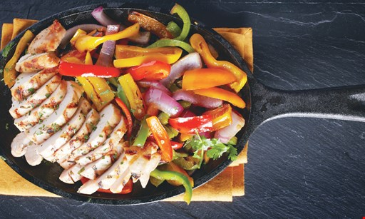 Product image for Fajitas Mexican Restaurant Up to $10 off total guest check