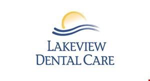 Lakeview Dental Care logo