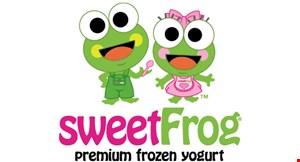 Sweet Frog Glen Mills logo