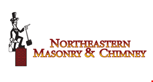 NORTHEASTERN MASONRY & CHIMNEY logo
