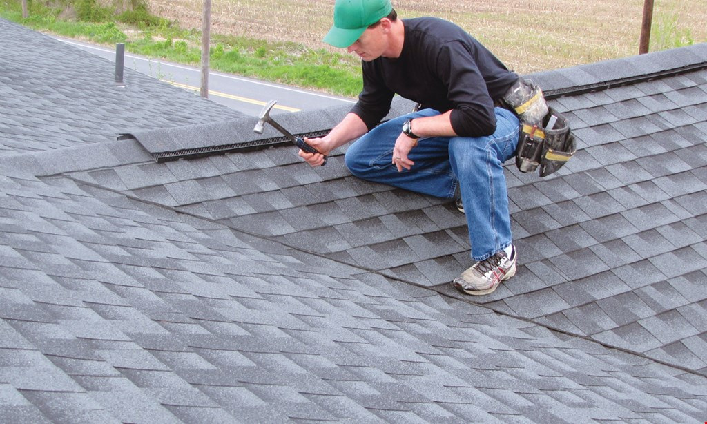 Product image for Marathon Roofing 10% OFF any shingle reroofing jobs.