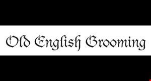 Old English Grooming logo