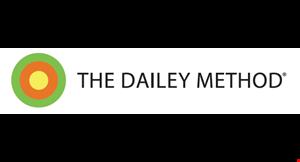 The Dailey Method Barre + Cycle Studio - Hershey logo