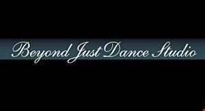 Beyond Just Dance Studio logo
