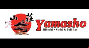 Yamasho Restaurant logo