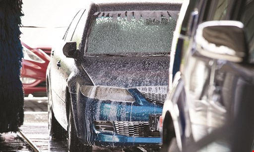 Product image for Raceway Car Wash $4.00 Off any exterior wash + basic interior (excludes express exterior wash)