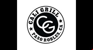 Cali Grill logo