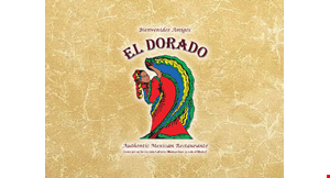 Product image for El Dorado $10 Off any order of $40 or more