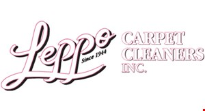 Product image for Leppo Carpet Cleaners Inc. $10 OFF RV or auto interior or leather cleaning min. order $85 cleaning of any standard size.