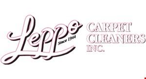 Leppo Carpet Cleaners Inc. logo