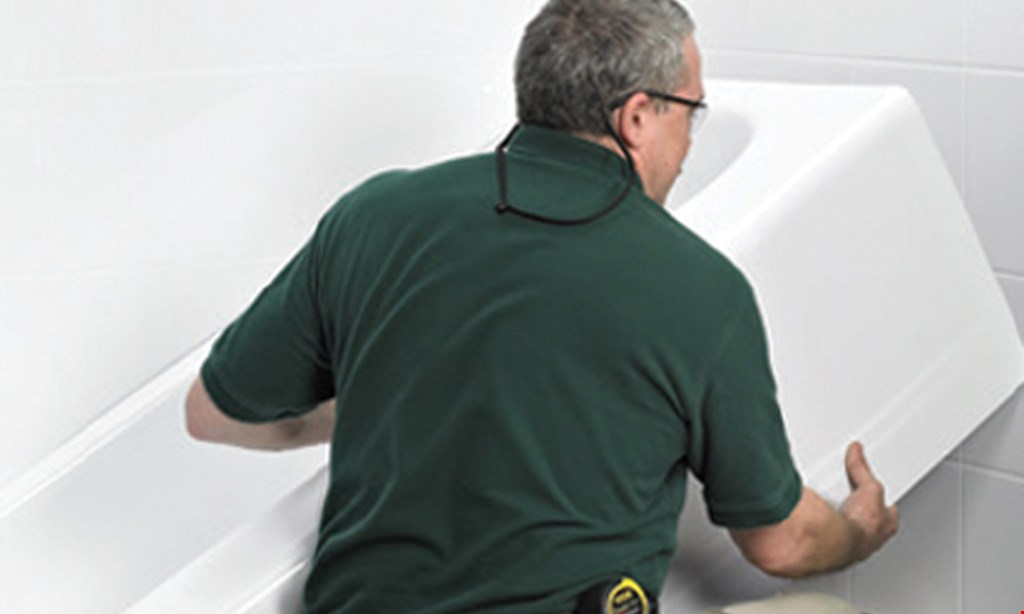 Product image for BATH FITTER Save 10% up to $450 on a complete Bath Fitter system.