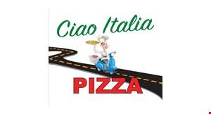 Ciao Italia Pizza logo