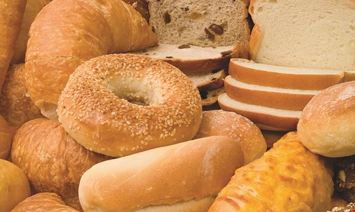 Product image for Bagel Gourmet $1 off breakfast or lunch sub.