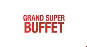 GRAND SUPER BUFFET logo