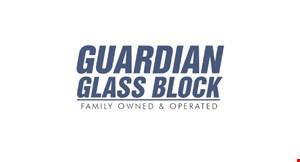 Guardian Glass Block logo
