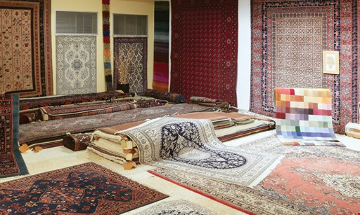 Product image for Pineville Rug Gallery 30% OFF oriental rug cleaning or repair.