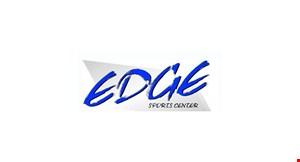 The Edge Sports Center logo