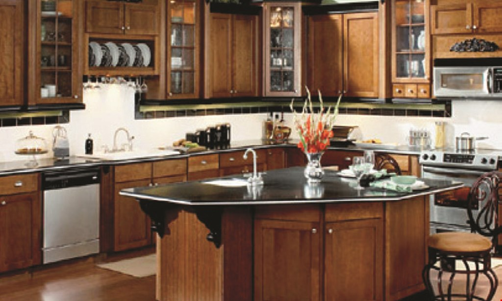 Product image for RCS Custom Kitchens $3149 KITCHEN SPECIAL ALL WOOD CABINETS - INCLUDES DELIVERY & INSTALLATION.