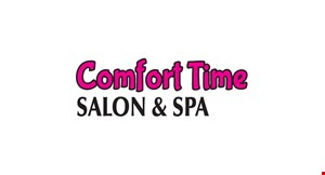 Product image for Comfort Time Salon & Spa $18 gel manicure