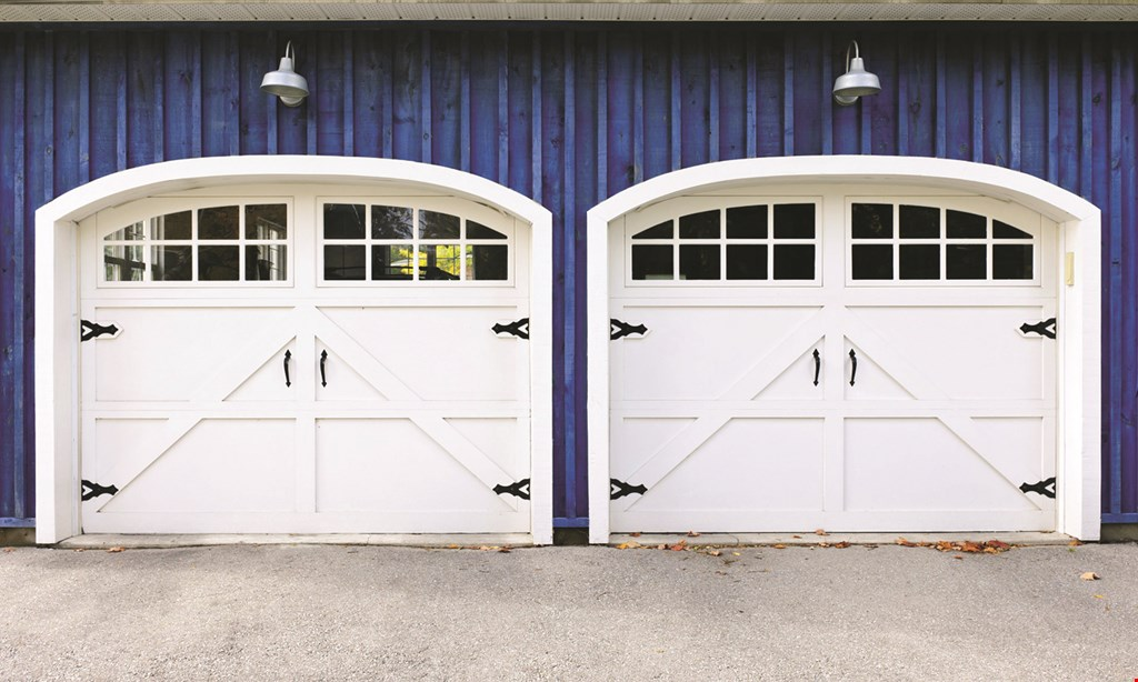 Product image for Delco Overhead Door Co. Inc. $20 OFF any service repair.