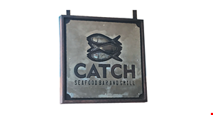 Catch Seafood Bar and Grill logo