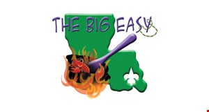 Product image for BIG EASY WINTER GARDEN LLC 50% off any regularly priced entree