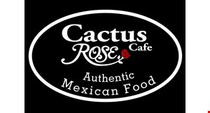 Cactus Rose Cafe logo
