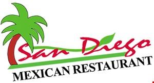 San Diego Mexican Restaurant logo