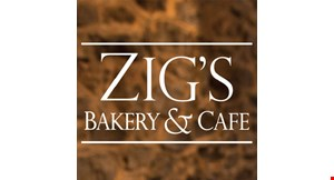 Zig's Bakery & Cafe logo