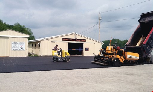 Product image for Western NY Sealing & Paving $150 off any paving job
