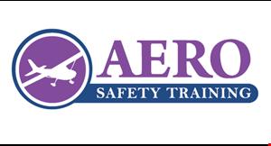 Aero Safety Training logo