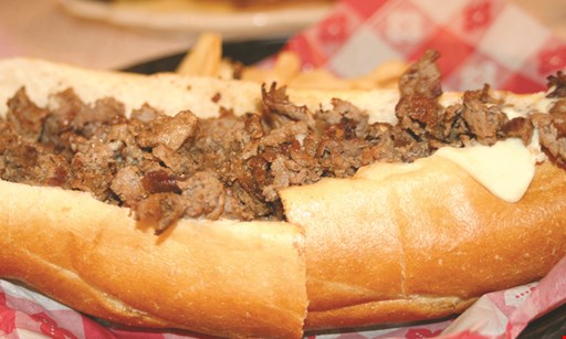Product image for MAC'S PHILLY STEAKS 20% OFF your order $10 maximum discount.