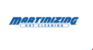Martinizing Dry Cleaners logo