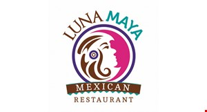 Product image for Luna Maya Mexican Restaurant - Smyrna Free combo