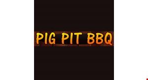 Pig Pit BBQ logo