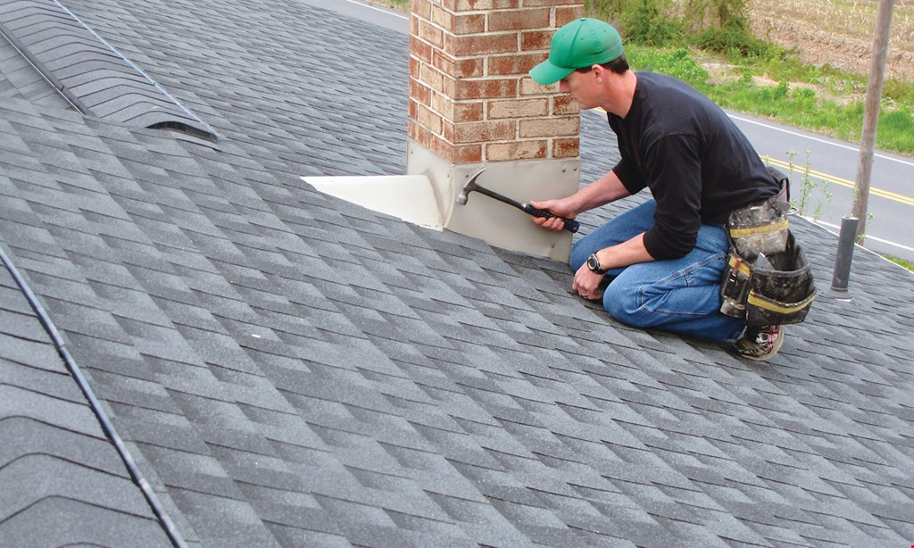 Product image for Right Team Construction LLC $300 Off Chimney/Roof Repair.