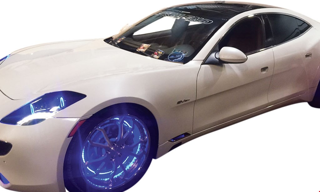 Product image for High End Car Stereo & Performance $189 Full Tint Job