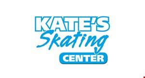 Kate's Skating Rinks logo