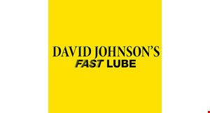David Johnson's Automotive Repair logo