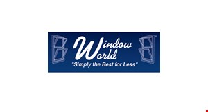 Product image for Window World Orlando 5% Discount for all active military & veterans.