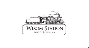 Product image for Wixom Station Food & Drink $6 OFF any purchase of $30 or more.