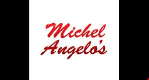 Michel Angelo's logo