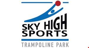 Sky High Sports Trampoline Park - Naperville logo