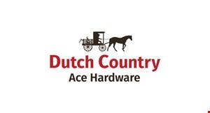 Dutch Country Ace Hardware, Inc. logo