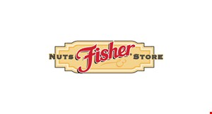 Fisher Nuts Store logo